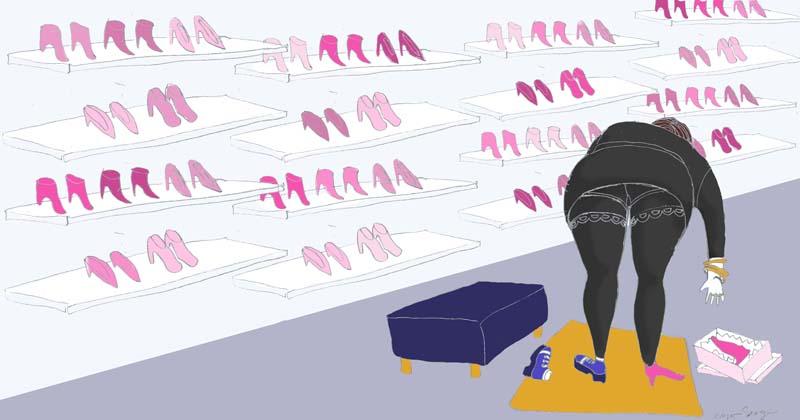 обувь для дам
