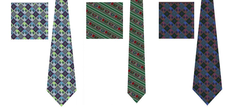 галстуки